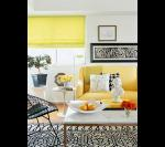 Использование желтого цвета в интерьере